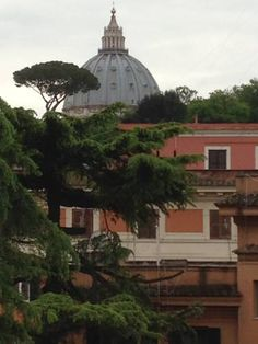 La Cupola Tra I Cedri Roma Located 500 metres from Vatican Museums and 800 metres from St. Peter's Basilica, La Cupola Tra I Cedri offers air-conditioned accommodation in Rome.  Free WiFi is provided throughout the property, which is 300 metres from Cipro Metro Station.