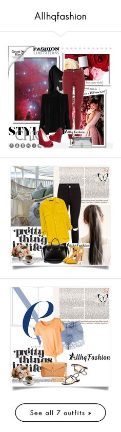 """""""Allhqfashion"""" by selmaaaa-1 ❤ liked on Polyvore"""