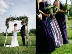 Our Wedding Day, Farm Wedding, Wooden Arbor, Wedding Bridesmaid Dresses, Vows, Charleston, Arbour, Couples, Dress Ideas