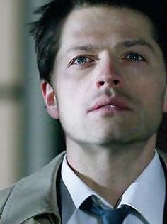 Can I just say... It's absolutely ridiculous how beautiful the men on this show are when they are crying...