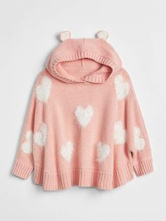 97388eec3cb Toddler girl sweaters from Gap will wrap her up in warmth and style.  Discover a variety of adorable toddler girls sweaters from our large  selection.