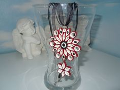 2012 pendants / my own original designs - Facebook/ Zdenka Quilling