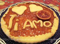 crostata romantica ricetta   La cucina di nonna Lina