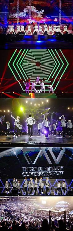 EXO brings 10,000 fans for their Chinese 'Overdose' comeback show | http://www.allkpop.com/article/2014/05/exo-brings-10000-fans-for-their-chinese-overdose-comeback-show