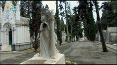 Visita Guiada ao Cemitério dos Prazeres (Estatuária) , em Lisboa - Portugal