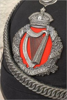 THE CROWN, HARP AND SHAMROCK OF THE ROYAL IRISH CONSTABULARY (1890-1915) eBook: Michael James Talbot: Amazon.co.uk: Kindle Store