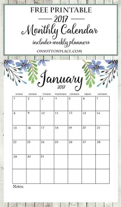 Calendar Bookmark Laminated To Last All Year By