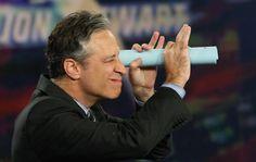 """Jon Stewarts Rücktritt sorgt auch jenseits des Atlantiks für Bestürzung. Weil er etwas wollte, im Zweifel sogar aufklären. Und weil wir hier die """"heute-show"""" haben"""