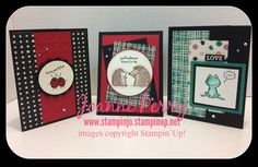 Love you lots stamp set & Playful Palette DSP stack.  Designed by Joanne Perry, Canadian Independent Demonstrator.  To order any supplies, please visit my website at: www.stampinjo.stampinup.net
