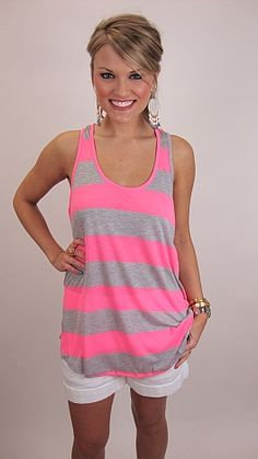 An easy way to wear NEON! $34