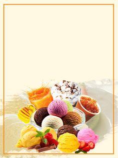 Ice Cream Menu, Ice Cream Logo, Ice Cream Poster, Fruit Juice Image, Ice Cream Background, Ice Cream Images, Mode Poster, Ice Cream Design, Ice Cream Floats