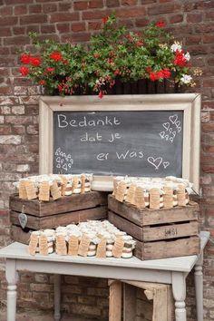 Bekijk de foto van Vief89 met als titel idee voor bedankje en andere inspirerende plaatjes op Welke.nl.