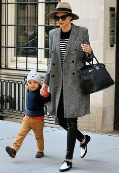 ミランダは、上品でシンプルなファッションが人気を集めています...|MERY [メリー]