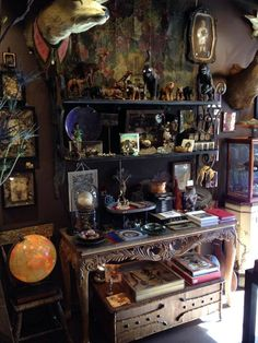 Display of wonders at The Woods, San Francisco (thewoodssf.com)