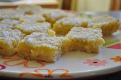 Amish Lemonade recipe and lemon bar recipe--When Life Gives You Lemons, Make….Lemon Bars? Lemonade? Lemon Squares?   Amish Recipes Oasis Newsfeatures----