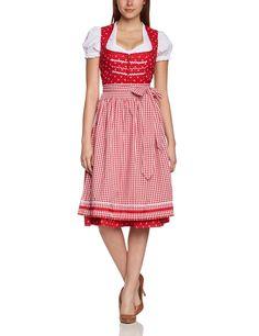 Precious Heart Ladies Dirndl dress R114254-7: Amazon.de: Clothing