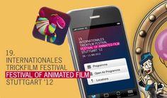 Mobil und interaktiv – Trickfilm-Festival Stuttgart mit iPhone & Android App von NETFORMIC