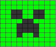 Knitting Project of the Day: Creeper Knitting Chart Knitting Project of the Day: Creeper Knitting Chart. charts children Knitting Project of the Day: Creeper Knitting Chart Crochet Minecraft, Minecraft Beads, Minecraft Knitting, Creeper Minecraft, Minecraft Perler, Creeper Cake, Minecraft Quilt, Play Minecraft, Minecraft Crafts