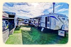 . Toy Hauler Trailers, Recreational Vehicles, Camper, Campers, Single Wide