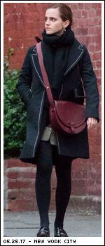 Sassy! Emma Watson | The 24/7 source for Emma Watson's Style