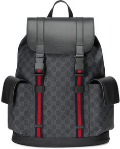 Gucci Soft GG Supreme backpack – Men's style, accessories, mens fashion trends 2020 Supreme Backpack, Men's Backpack, Black Backpack, Gucci Store, Guccio Gucci, Gucci Gifts, Luxury Bags, Mode Style, Fashion Bags
