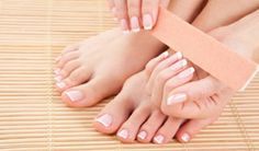 just need a little of nail polish to prevent and use of some natural moisturizers and creams on regular basis.