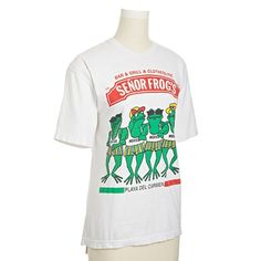 Senor Frog's Tee | NiftyThrifty - Rare Finds Everyday