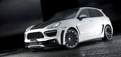 GALLERY - PORSCHE CAYENNE 958 BLACK BISON EDITION