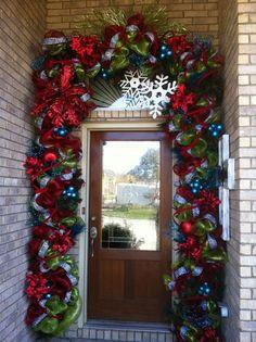 decoracion-navidena-para-puerta11