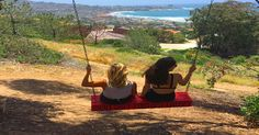 Take a walk through a secret garden, climb up to a hidden swing with sweeping views - it's summer, San Diego - we found some special spots for you.