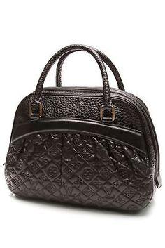 2fc3d8659b96 Authentic LOUIS VUITTON Monogram Sac Shopping Shoulder Bag M51108 ...