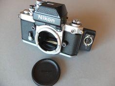 Nikon Oxberry pro-Copy f2 extrêmement rare spazial Nikon f2 avec dp-11 Broche registre