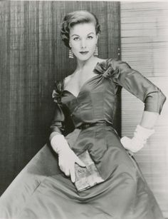 MAGGY ROUFF Cocktail 1950s