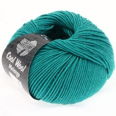 COOL WOOL 0110-turquoise mix