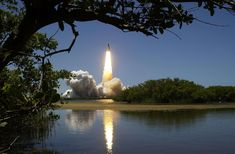 #astronomy #explosion #fire #flight #launch #liftoff #nasa #rocket #science #sky #space shuttle #spaceship #start #station #take off #travel #united states of america