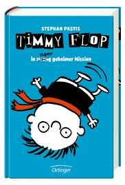 Timmy Flop in <s> streng </s> super geheimer Mission
