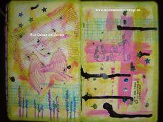 Página de Art Journal