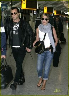 Jen Aniston: Love her style. Want to be her best friend.