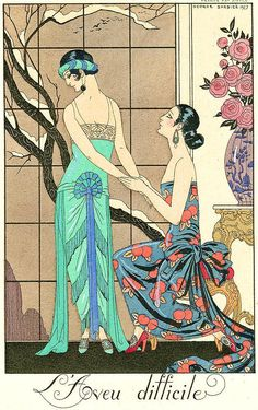 Art Deco by George Barbier