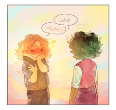 """Halfborn leaned toward me. """"There's no shame in being attracted, Magnus."""" I choked on a piece of feast beast. No, I wasn't—"""" """"Staring? Art by cookiecreation, Magnus Chase, Rick Riordan Series, Rick Riordan Books, Solangelo, Percabeth, Alex Fierro, Asgard, Fanart, Percy Jackson Fandom"""
