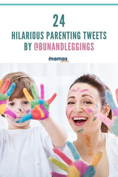25 Hilarious Parenting Tweets by @BunAndLeggings Mama  When you're a mom of 4, you need to find moments of humor in the chaos. That's why we think the mom who tweets from @BunAndLeggings Twitter account is the best.  #BunandLeggings #Tweets #humor #Parenting