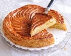 Galette des rois à la frangipane et au citron (facile, rapide) - Une recette CuisineAZ