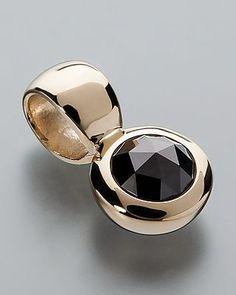 Sogni d'oro Diamant-Anhänger mit 0,50 Karat - von Sogni d´oro facettenreich #schmuck #edelsteine #sognidoro #sogni #doro #gold #anhänger