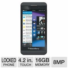 AT&T Blackberry Z10 Smartphone $519.99