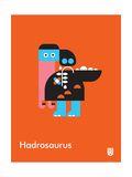 Wee Dinos  Hadrosaurus