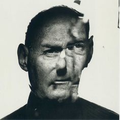 Irving Penn,  Self Portrait