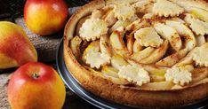 Kívül-belül megújul az almás pite, körtével, vaníliás krémmel sütve mesés desszert, és a külseje sem a megszokott. Apple Pie, Food Porn, Menu, Fruit, Cooking, Recipes, Foodies, Cooking Recipes, Menu Board Design