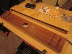 How to build a wind harp