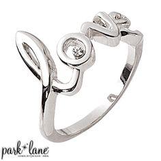 Amour Ring | Park Lane Jewelry www.myparklane.com/jnewton