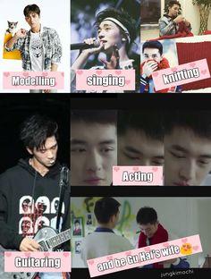 Very talented boy #Addicted #HaiLuoYin #GuHai #BaiLuoYin #Heroin #HuangJingYu #XuWeiZhou #ZZ #ShangYin #CantWaitforSeason2